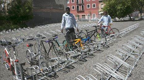 BiciPark: Deja tu bici en buenas manos