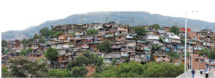 ¿Puede surgir de un cerro de basura un maravilloso jardín urbano?