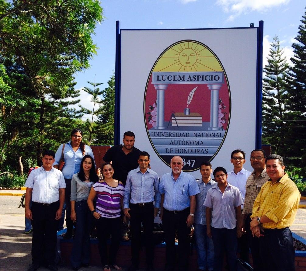 Figuring out Tegucigalpa's carbon footprint