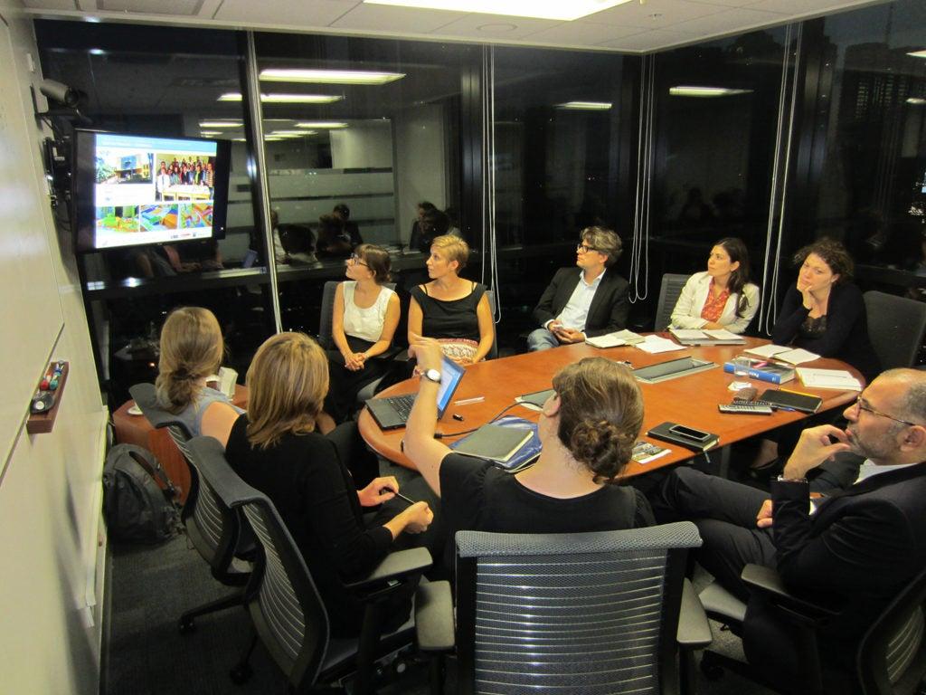 Laboratorio de Diseño Urbano: ciudades por la gente y para la gente