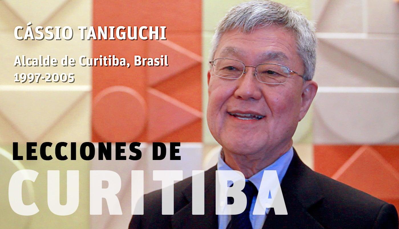 Cassio Taniguchi, Curitiba