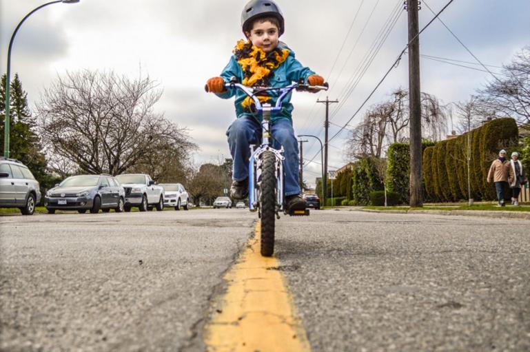 5 maneras de crear ciudades amigables con los niños