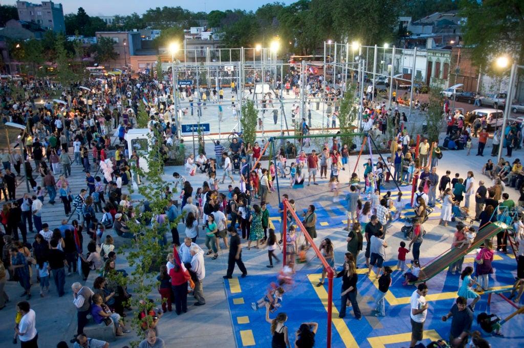 5 claves para el diseño de espacios públicos inclusivos en Montevideo