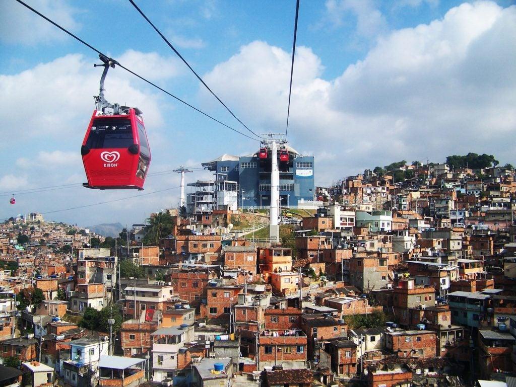 Morar Carioca: mejorando asentamientos informales en Río de Janeiro