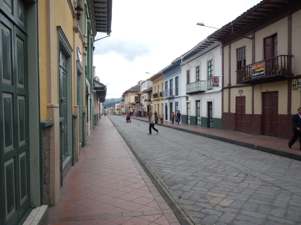 Cuenca, Ecuador: del diagnóstico al Plan de Acción para un crecimiento sostenible