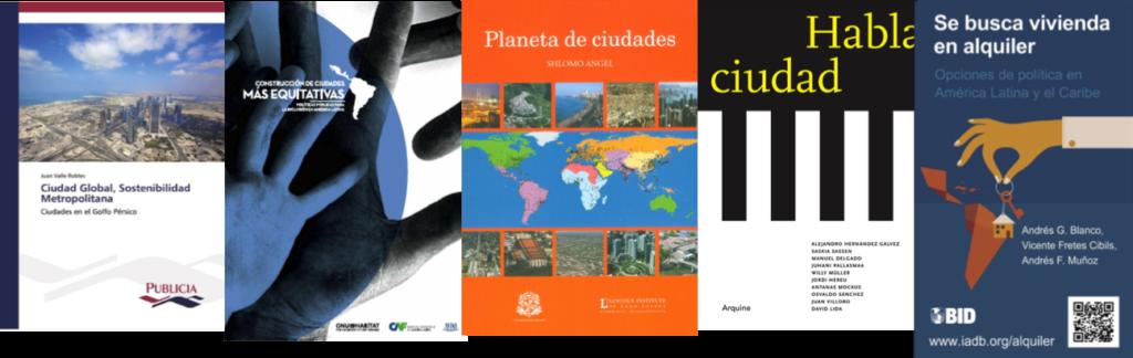 ¿Interesado en ciudades? 5 lecturas del 2014 recomendadas [en español]