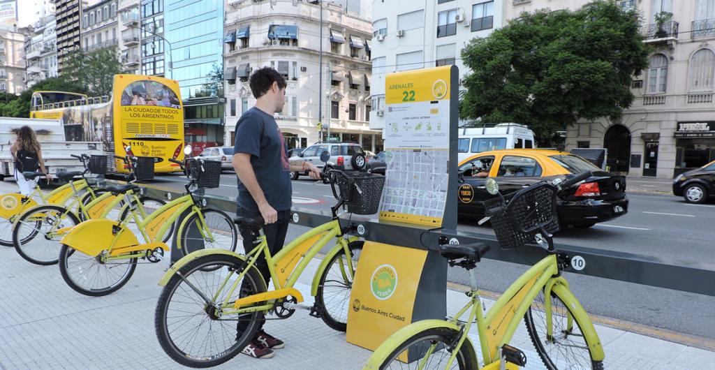 ¿A qué se debe la moda de la bici en Buenos Aires?
