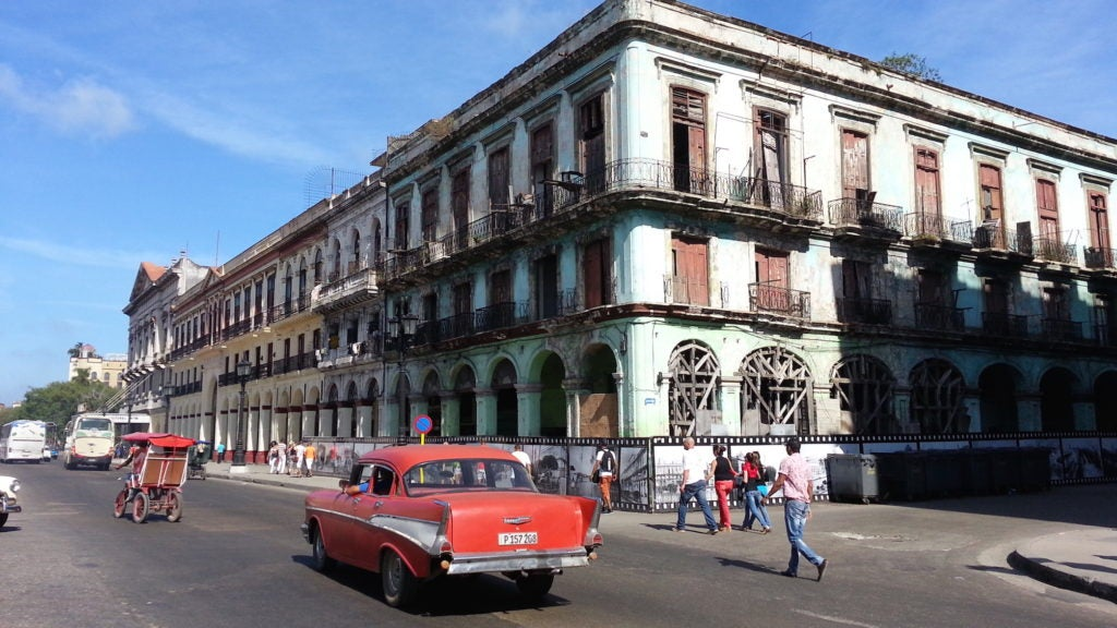 El renacimiento de la Habana Vieja