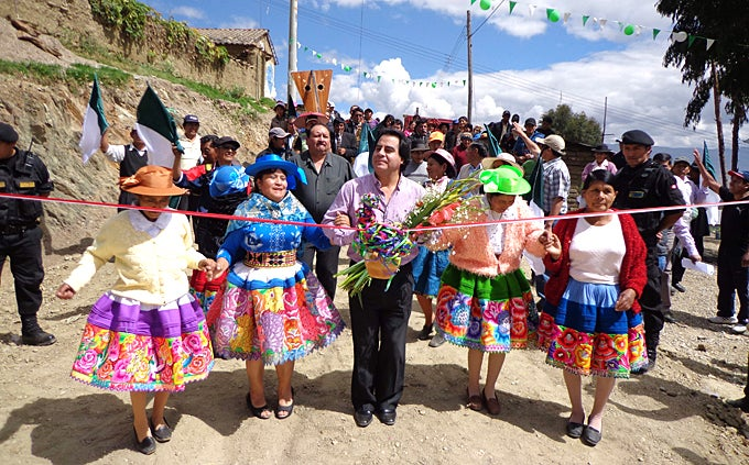 Personalidades Emergentes: Alcides Chamorro, Alcalde de Huancayo