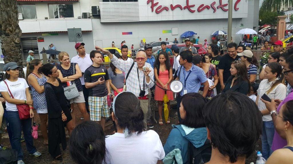 Jane's Walk en Panamá: Redescubriendo las calles de la ciudad