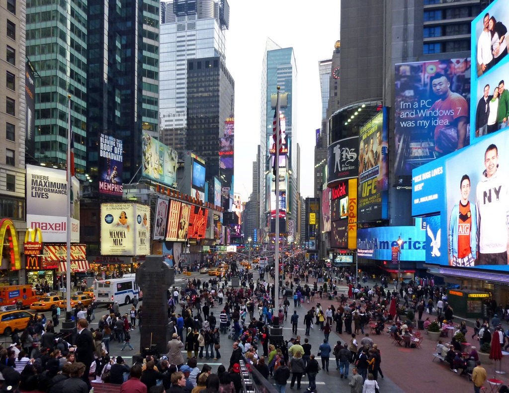 Reimagining Public Spaces: Making New York a City for People
