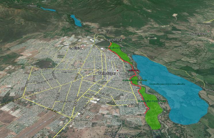 Los ríos como eje de transformación socio-económica para las ciudades