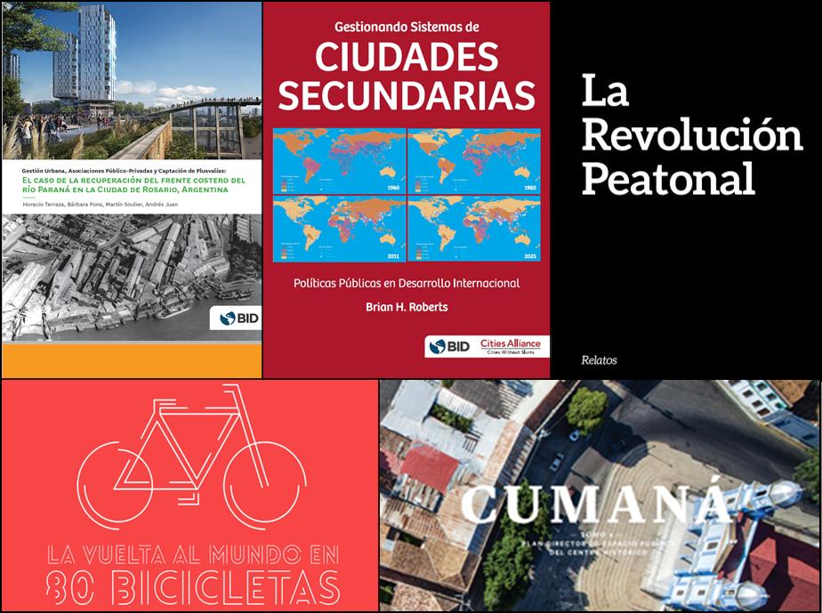 ¿Interesado en ciudades? 5 lecturas del 2015 disponibles en español