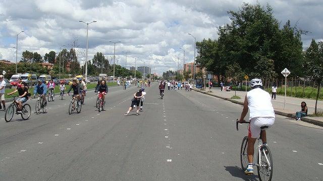 Por qué Bogotá es una referencia regional del uso de la bicicleta