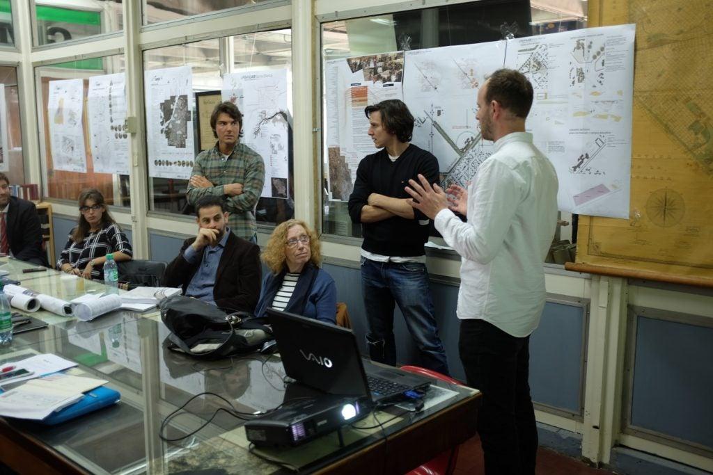 Laboratorio de Diseño Urbano: Fortaleciendo Centralidades Urbanas en Ciudades Argentinas