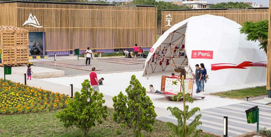 Voces por el Clima: El primer parque temático sobre cambio climático en América Latina