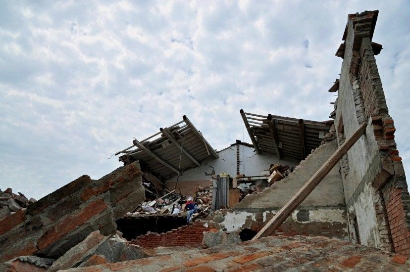 Un hackaton para mejorar la gestión de desastres naturales