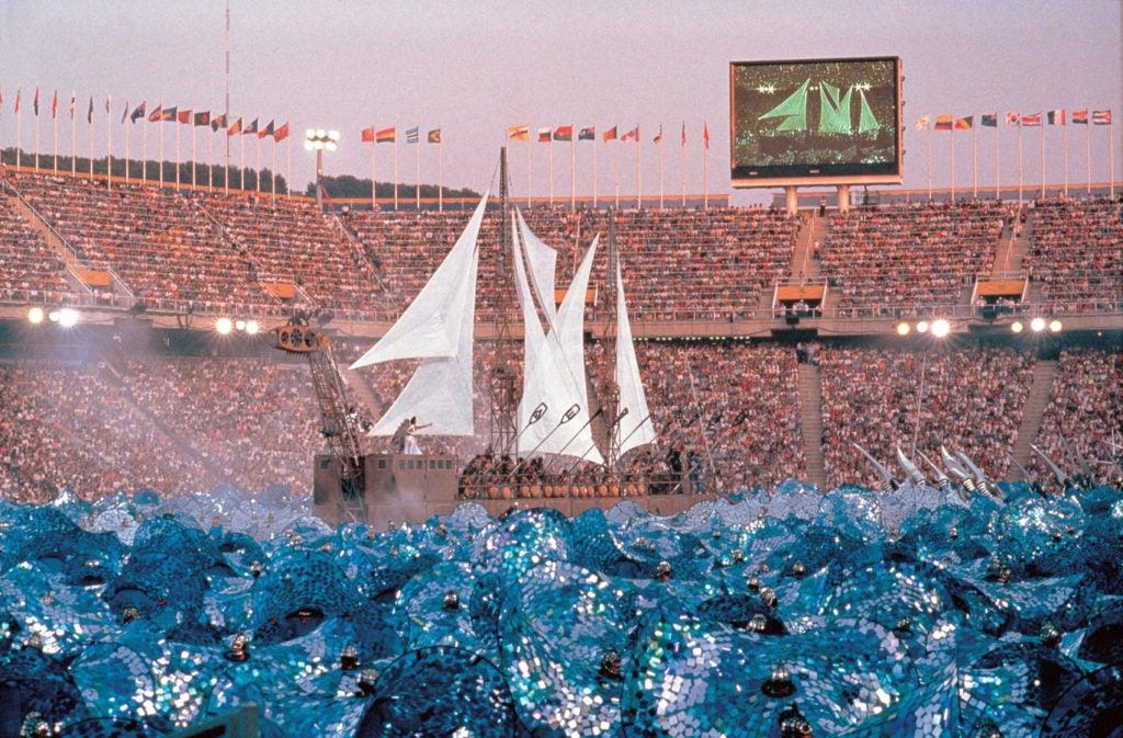 Cómo los juegos Olímpicos de 1992 permitieron a Barcelona redescubrir su identidad