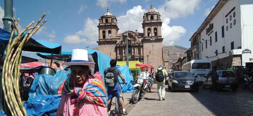 ¿Qué es la inclusión persona-entorno?: el caso de Cusco