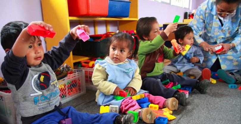 Los jardines infantiles en nuestras ciudades, ¿bendición o peligro para el desarrollo de los niños?