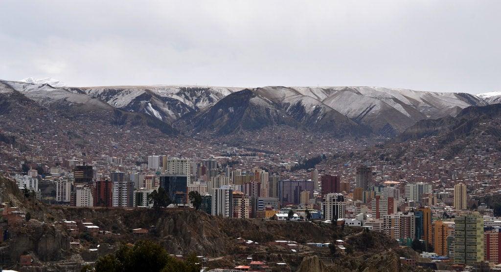 Barrios de Verdad en Bolivia