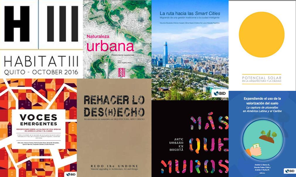 8 lecturas recomendadas sobre ciudades en español 2016