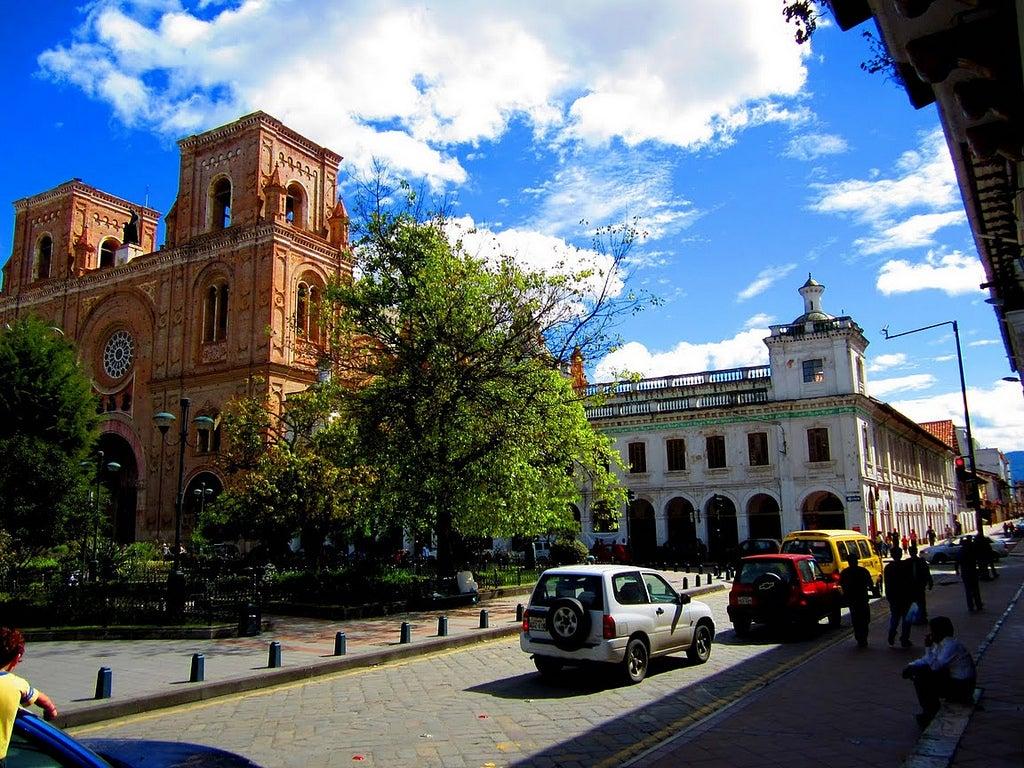 Cuenca Red: seis nuevos espacios catalizadores en el centro histórico de  Cuenca