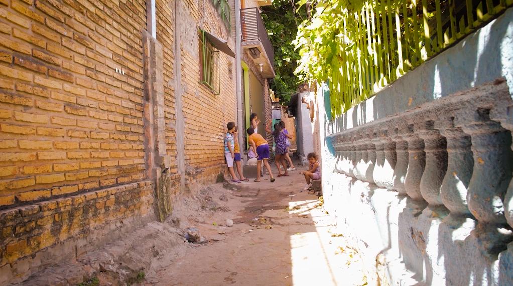 La Chacarita Alta: un barrio decidido a mejorar por cuenta propia