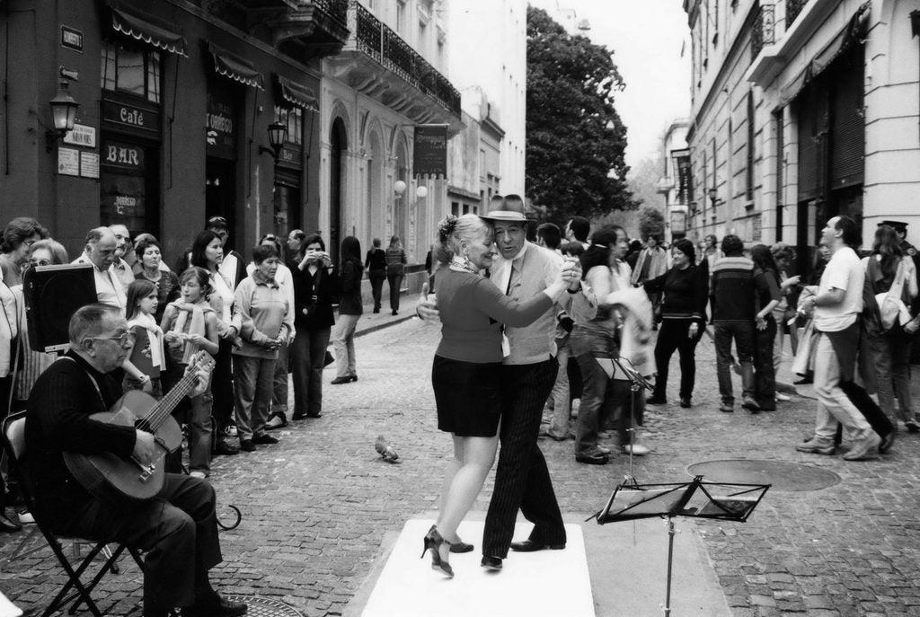 Urban Tango