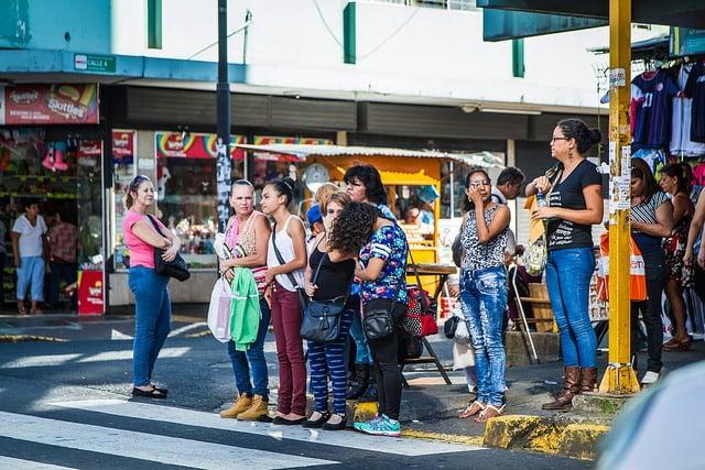 Violencia contra mujer en ciudades