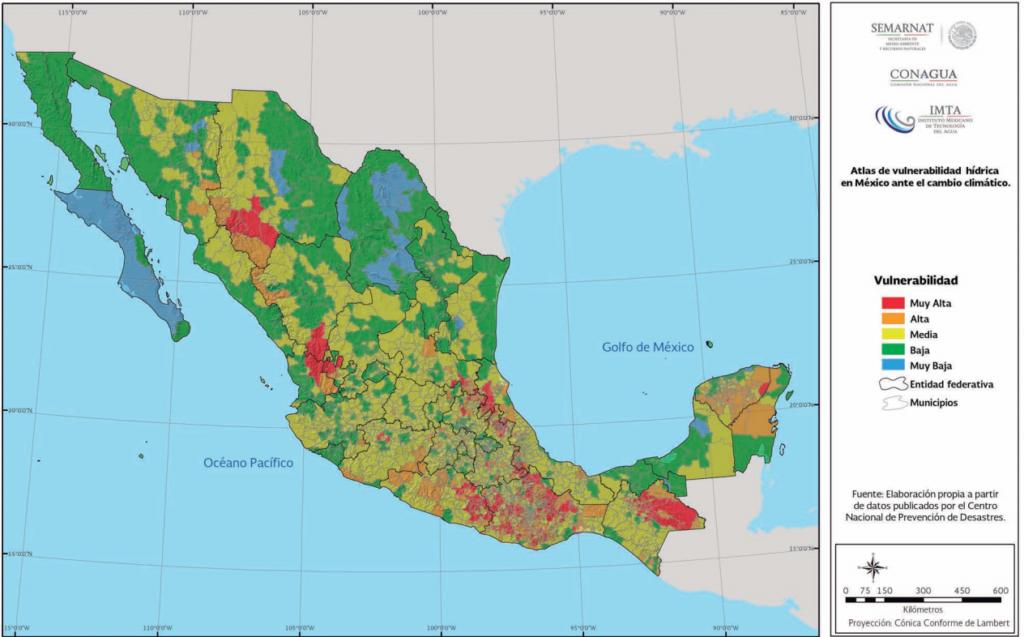 Iniciativas de adaptación climática a nivel local en México
