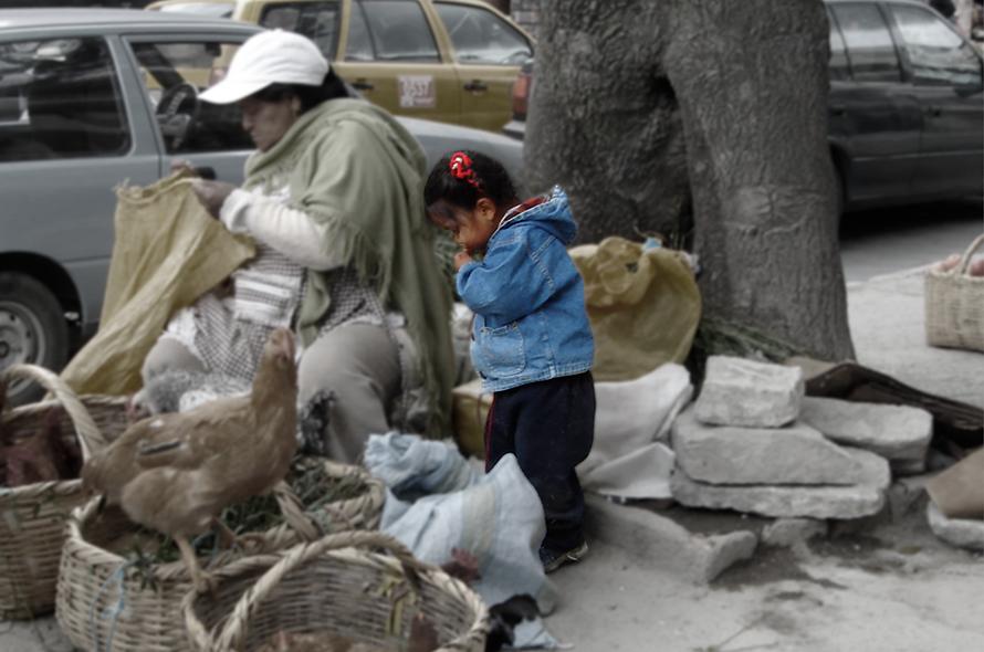 El trabajo doméstico en nuestras ciudades: el lado oculto del trabajo infantil