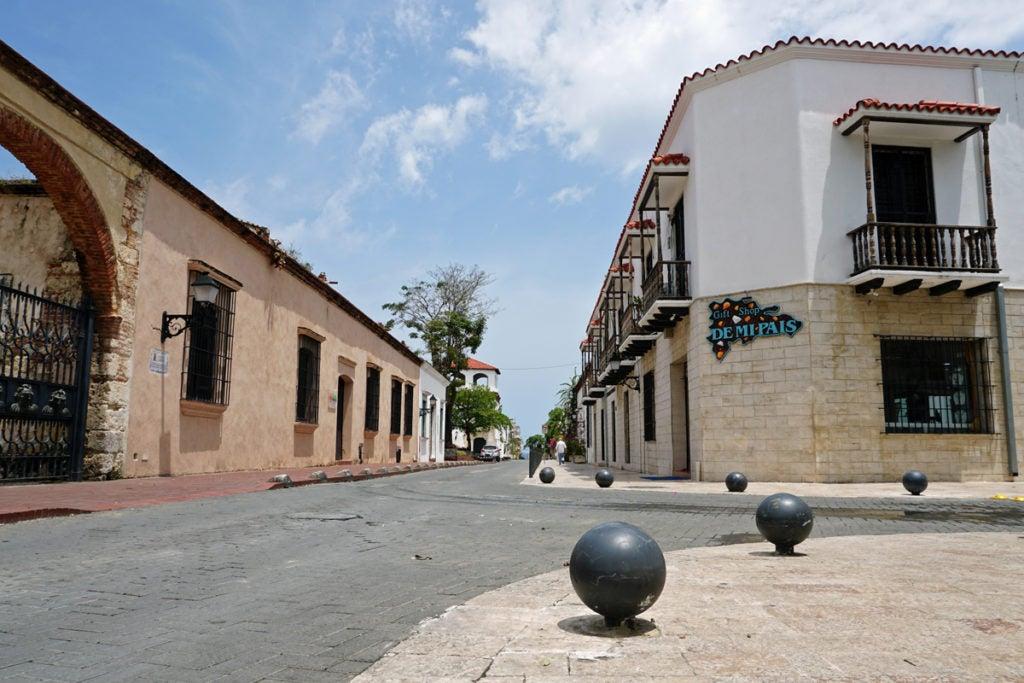 Revitalización urbana de la Ciudad Colonial de Santo Domingo