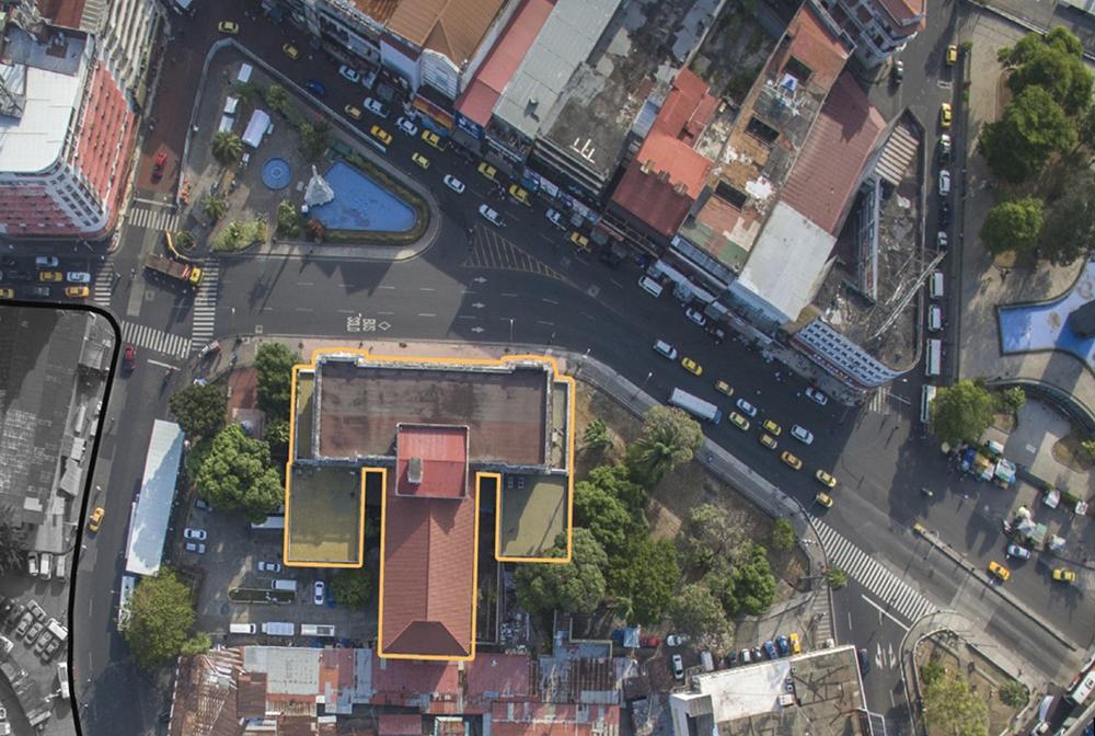 """Un experimento urbano para vivir la ciudad: """"Panamá camina: comparte la Central"""""""