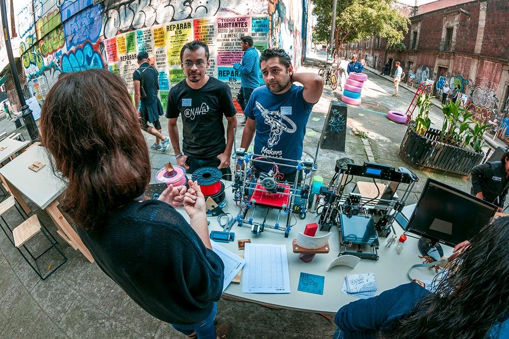 4 intervenciones innovadoras para transformar la vida pública en México