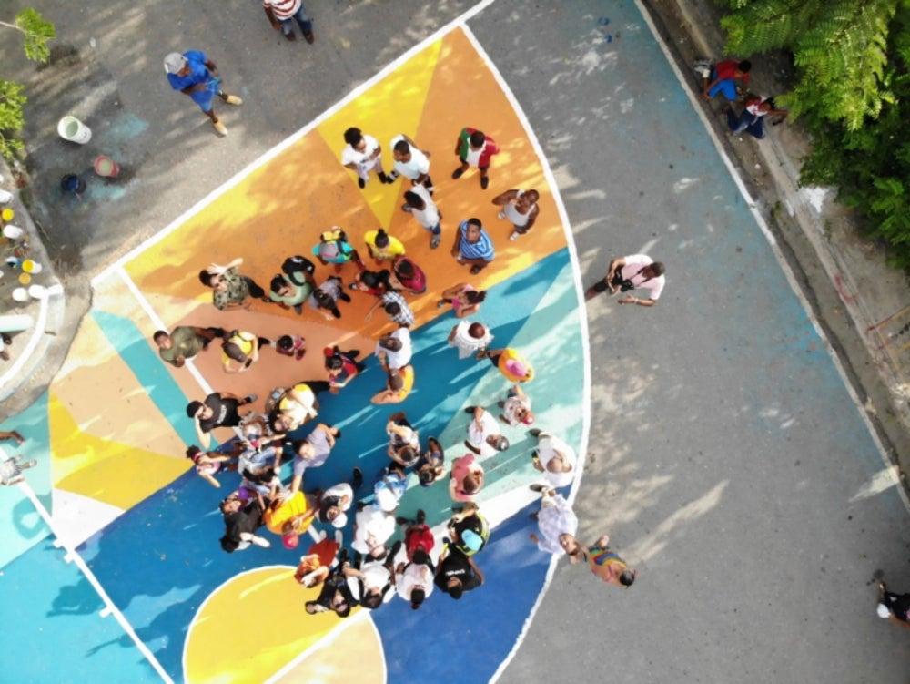 Experimentar la vida pública urbana: Placemaking Santo Domingo Este