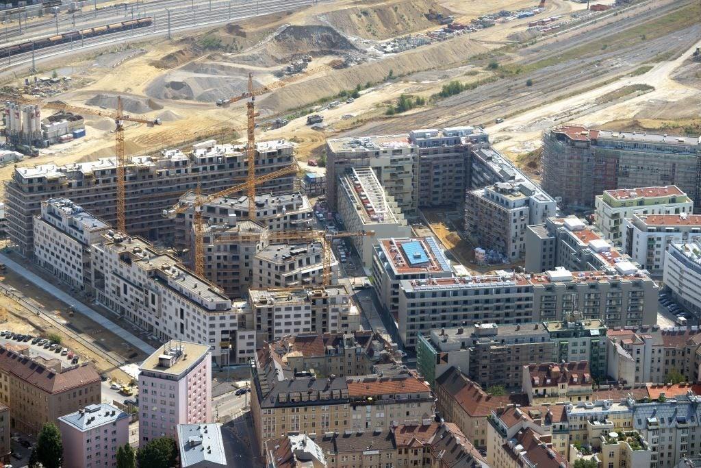 Viena está chamando: Residência em inovações em desenvolvimento urbano