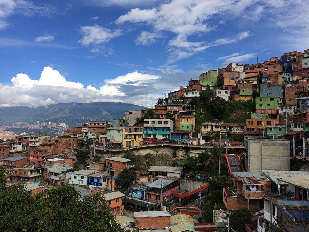 Ciudades incluyentes: aprendiendo de Medellín