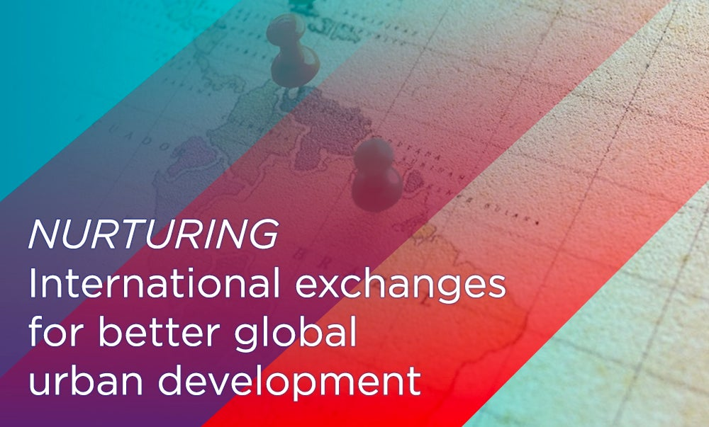 KIUDA: 'nurturing' international exchanges for better global urban development