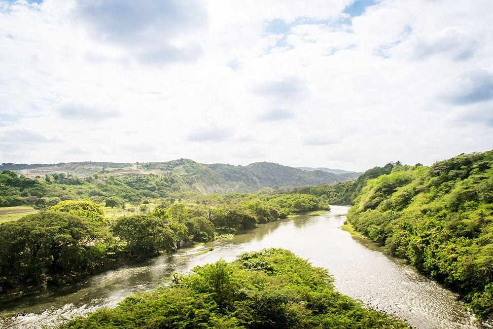 In Santiago de los Caballeros, Rio Yaque Is Central to a Shared Vision for the Future
