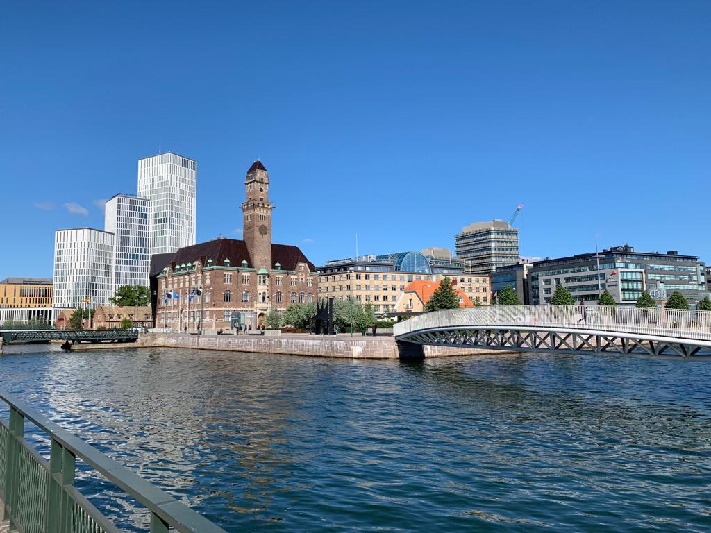 Experiencia urbana nórdica - Copenhague, Malmö
