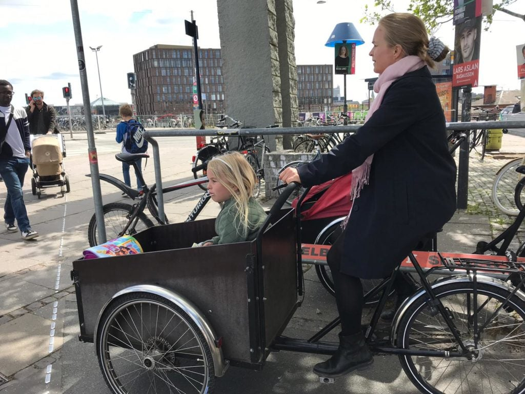 Sustainable urban transport: what can we learn from Copenhagen?