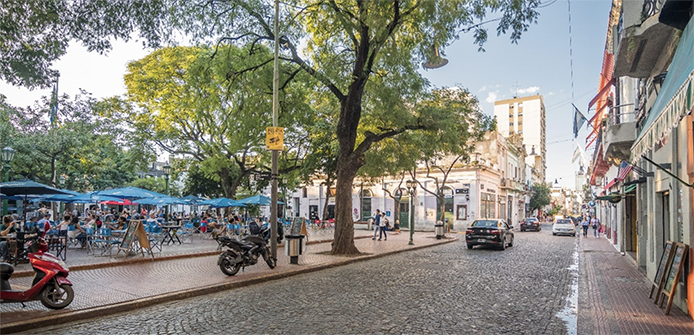 Concurso universitario BID CitiesLab San Telmo, Buenos Aires ...
