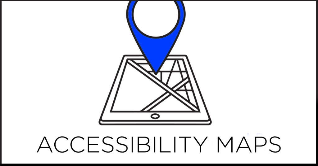 Application of Accessibility Maps. Cities from a different perspective