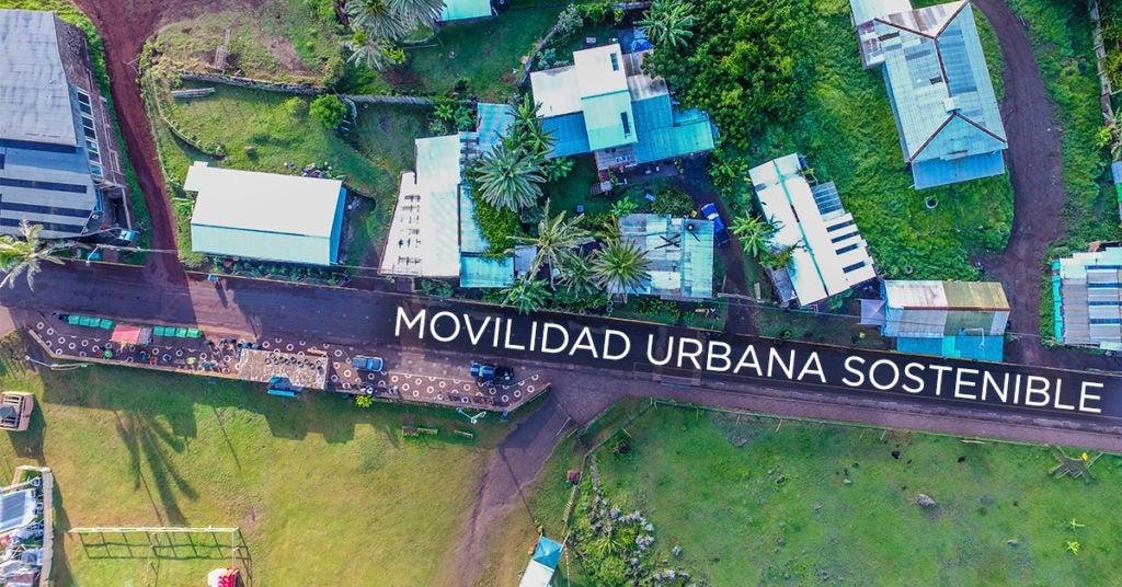 Tari Mahingo: movilidad urbana sostenible en Rapa Nui, Isla de Pascua