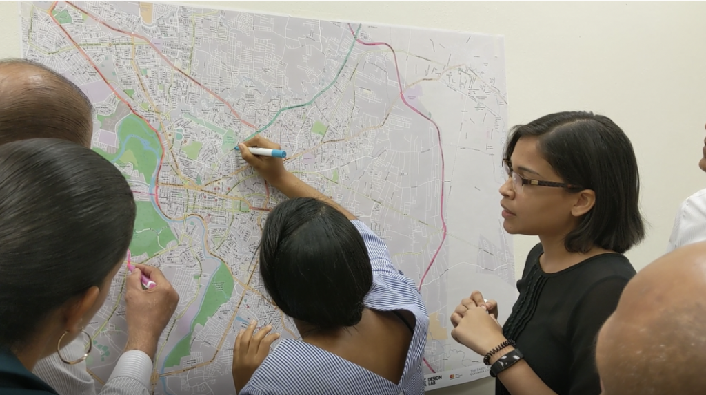 DATUM: facilitating community collection and public use of urban mobility data in the Americas