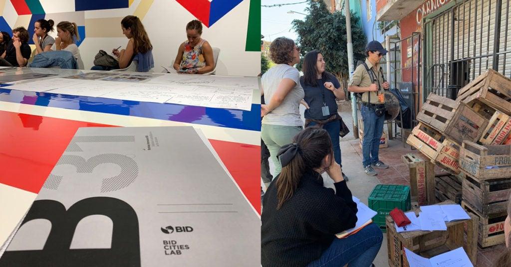 Innovación urbana comunitaria - Barrio 31, Ciudad de Buenos Aires