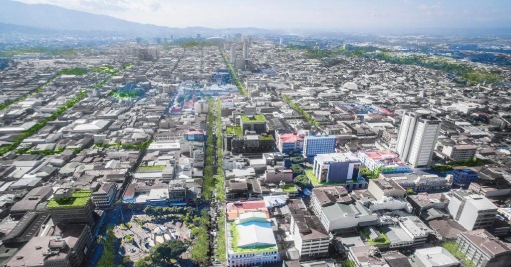 La peatonalización como elemento clave en la regeneración urbana: Plan Maestro para el centro de San José, Costa Rica