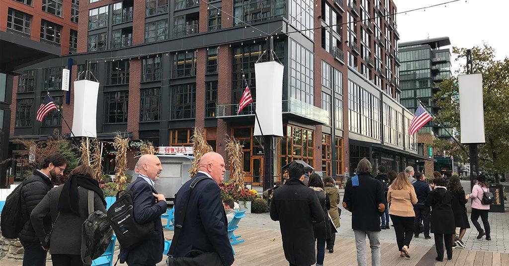 Washington DC: planificación urbana para el desarrollo económico local