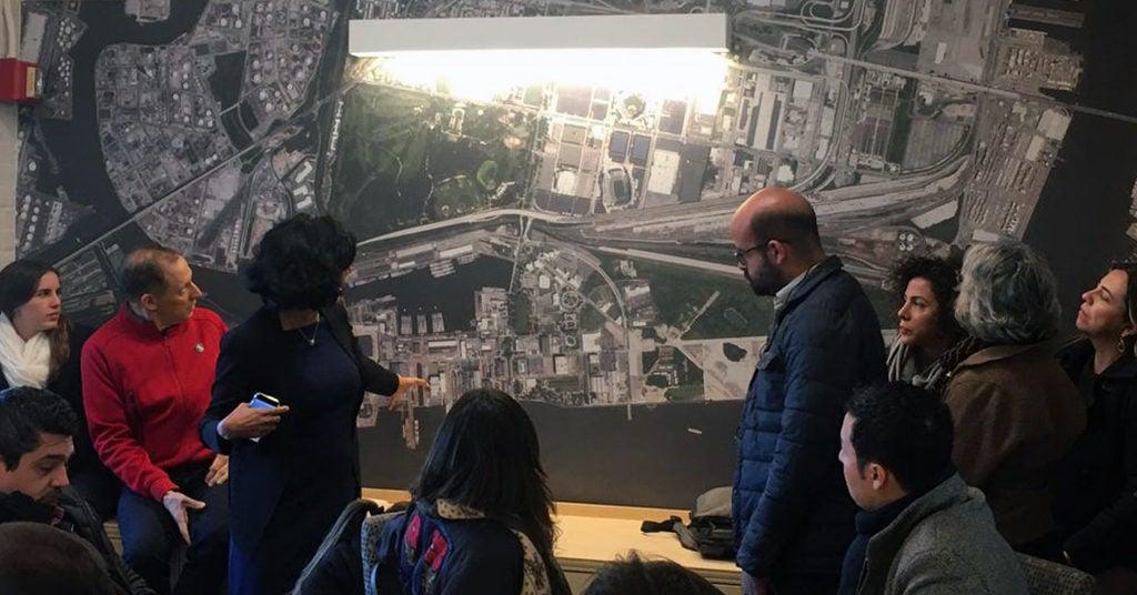 La regeneración urbana de un polo industrial: Filadelfia y su estrategia en desarrollo económico local